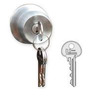 玉座錠 ギザギザの鍵