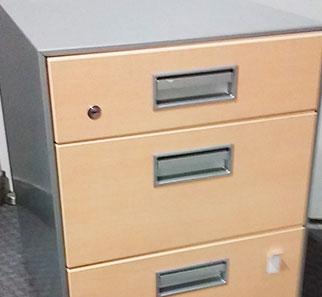 机・ロッカーの鍵