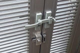 玄関の鍵を紛失した
