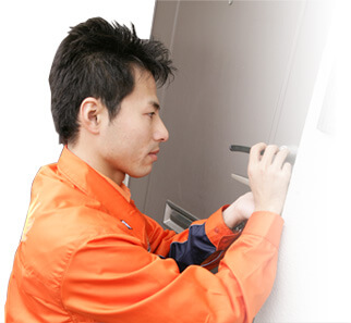 家の鍵開け・鍵修理