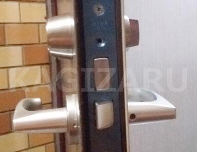 東京都で玄関の鍵交換