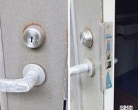 鎌倉市長谷で玄関の開錠と鍵交換