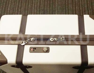 山武市でスーツケースの鍵開け