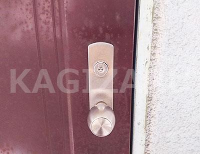 新宿区で玄関の鍵開け